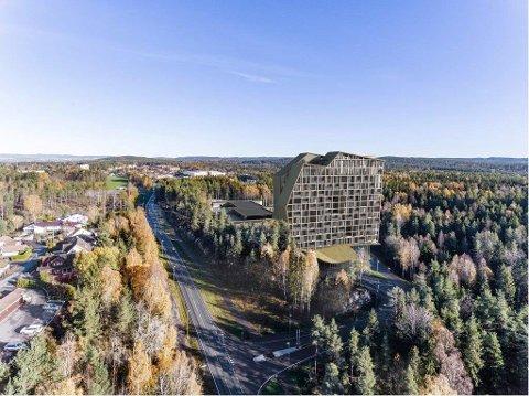 NÅ GJELDER DET: Tirsdag blir hotellplanene ved The Well  etter all sannsynlighet lagt ut til offentlig ettersyn.
