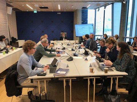 ENIG: Det var stor enighet rundt bordet under formannskapsmøtet i Nordre Follo at det ikke skal kuttes i fritidstilbudet til barn og unge.
