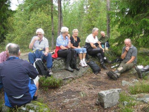 UT PÅ TUR: Pluss 60 Langhus inviterer til turer i vår, sommer og høst.