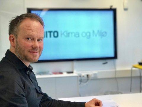 LØST:  – Biovac og Kingspan tok tak i problemene og vi har fått til en fin løsning, sier overingeniør Helge Klevengen i Ski kommune.