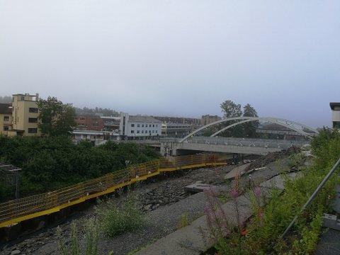 SMELL: Det skal sprenges noen ganger ved Nordbyveien bro denne uken.
