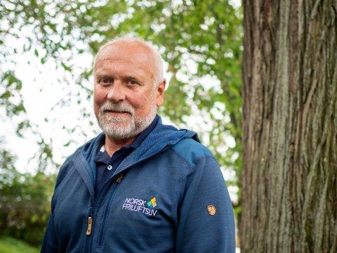 Styreleder i Norsk Friluftsliv, Knut J. Herland, skriver at strandsonen i Norge bygges ned bit-for-bit - med regjeringens velsignelse.