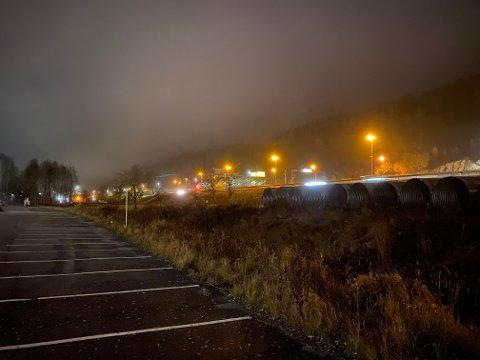 VINTERBRO: Nøstvettunnelen er delvis stengt i nordgående retning fredag morgen.