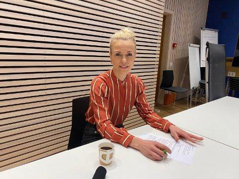 FORSIKTIG HÅP: Denne uken vil kommuneoverlege Kerstin Anine Johnsen Myhrvold og smittevernlege Monica Biermann igjen komme med sine faglige råd til lokale smittevernregler. I mellomtiden sier kommuneoverlegen at man nå ser resultater av den siste tids tiltak.