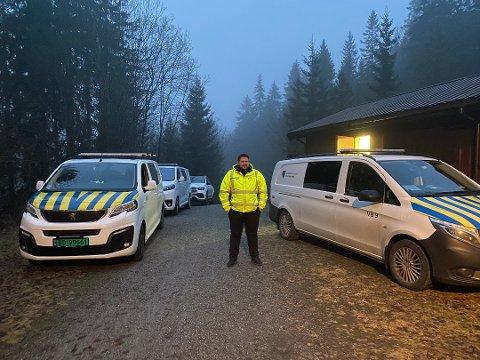 NYTT VARSEL: Mats Prytz Halvorsrud i Nordre Follo kommune sier at deler av kommunen fortsatt må koke vannet på grunn av at det var et trykkfall på Ski Øst torsdag, som utløste nytt kokevarsel.