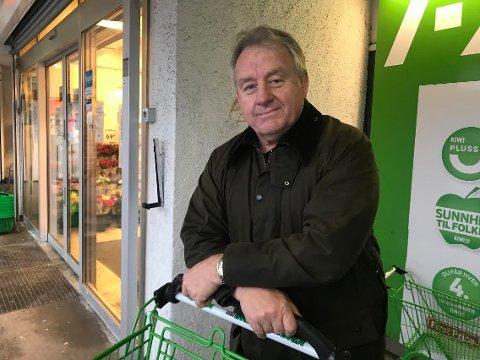 IKKE BEKYMRET: Chris Mysen tror ikke tiltakene vil påvirke han i stor grad i julen.