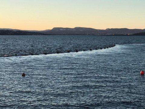 VANN OG AVLØP: Nordre Follo kommune har satt i gang et omfattende arbeid med å etablere offentlig vann og kloakk på Svartskog. Park & Anlegg AS vant anbudskonkurransen for Entreprise Bålerud etappe 3.