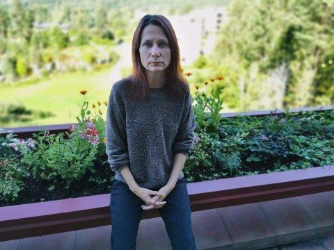 LETTET: Jeg er veldig lettet for at praksisen med matpenger blir endret, sier Thyra Aisha Græsdal.