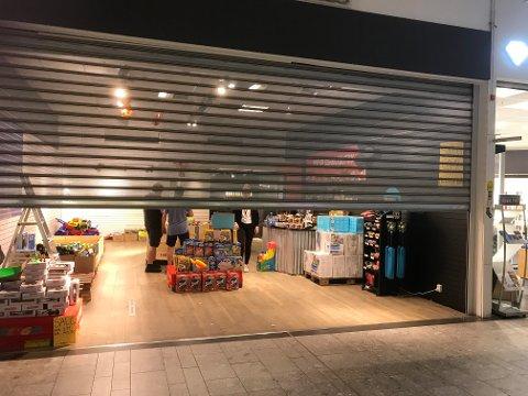 POPUP: Gamestop-butikken på Ski storsenter har stengt dørene. Nå åpner en popup-butikk dørene.