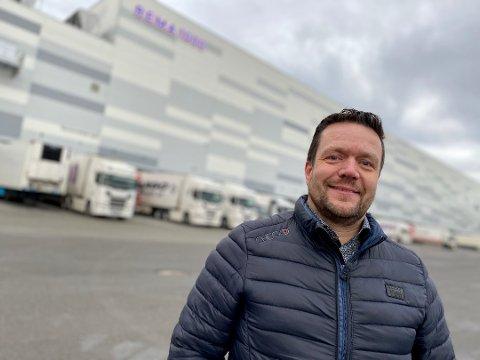 KJØPT OPP: Helt på tampen av fjoråret ble firmaet til Ski-mannen Tom-Erik von Krogh-Martinsen, Checkd, kjøpt opp av svenske Next, noe som fremskynder Europa-planene til von Krogh-Martinsen og co betraktelig.