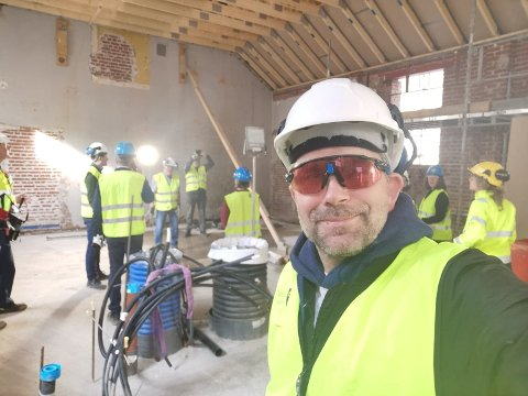 OVERRASKET: Paal Sjøvall (Sp) er overrasket over at administrasjonen i kommunen kommer med en løsning politikerne tidligere har fått vite ikke vil fungere.