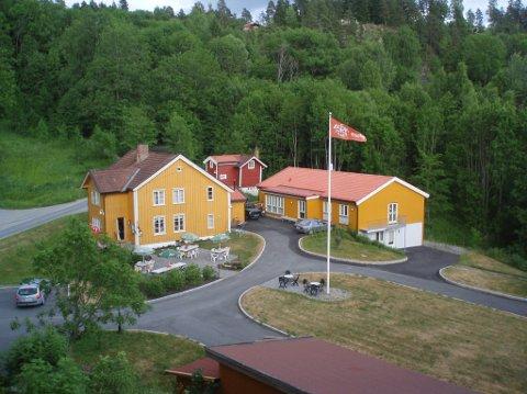 BÆK: Slik så hovedbølet på Bæk ut etter oppgraderingen i 2005-2006.