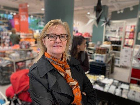 SPENT: Kjersti Hobøl, sjef for Nille-kjeden