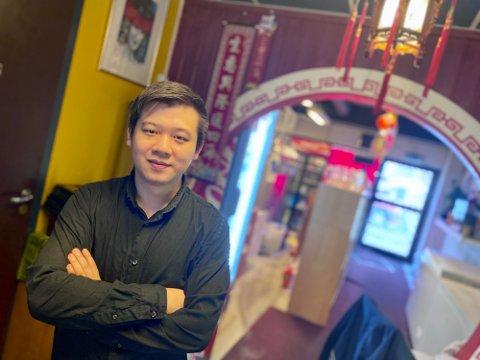 KONTROLL: Eden Chinas eier, Jiahao Feng, har den siste tiden hatt to besøk av Mattilsynet. Det gikk ikke godt.