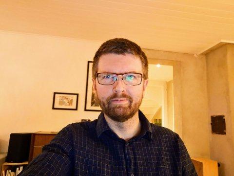 LETTELSER I VENTE: Varaordfører i Nordre Follo Hans Martin Enger (MDG) ser frem til en oppmykning av tiltakene.