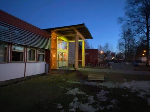 KORONA: Nordre Follo kommune melder fredag ettermiddag om smitte på Sofiemyr skole.