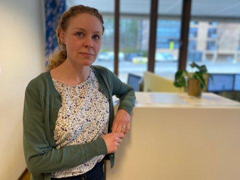 GÅR FREMOVER: Neste uke er Nordre Follo kommune ferdig med å vaksinere til og med gruppe 4. Nå håper konstituert kommuneoverlege Monica Viksaas Biermann at det kommer flere store leveringer i tiden fremover.
