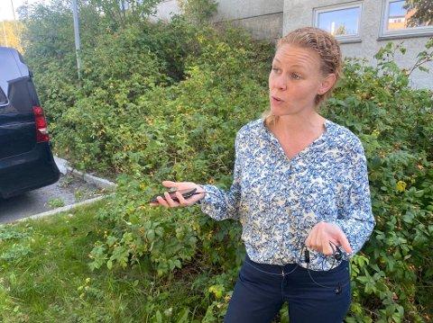 FINN INFORMASJON: Konstituert kommuneoverlege Monica Viksaas Biermann ber foreldre om å sette seg inn i informasjon om koronavaksine for 12-15-åringer, og ta et valg sammen med barnet sitt.