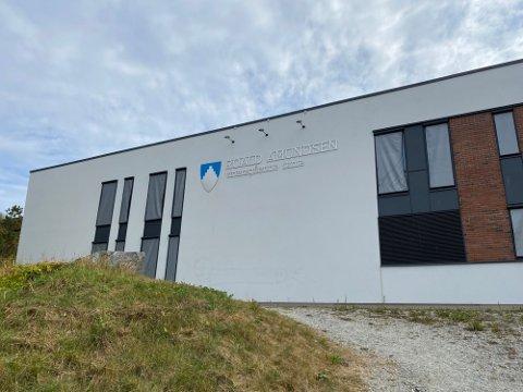 ØKER: Smitten øker på Roald Amundsen videregående skole.