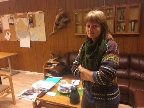 Kan få kjemperegning: Ingbjørg Ludvigsen er leder for Tjølling jeger- og fiskeforening. Nå har foreningen trøbbel med tollmyndighetene.