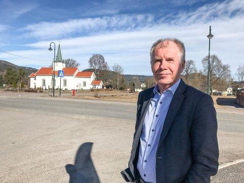 SVARER IKKE: Rådmann Jan Arvid Kristengård svarer ikke på henvendelser fra ØP, selv om han får kritikk fra sentrale politikere om åpenhetskulturen i kommunen.