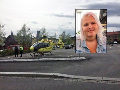 FÅR KRITIKK: En tilsynsrapport konkluderer med at Sykehuset i Vestfold brøt kravet til faglig forsvarlighet da Stine Strøm (21) mistet livet i Larvik i mai i år.
