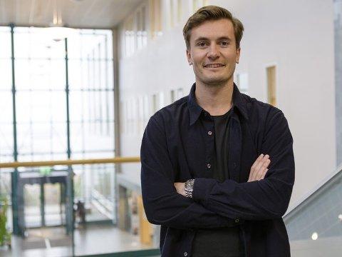 UKEN: Siden 1946 har UKEN blitt arrangert i Bergen. I år har larviksgutten Henrik Lund ansvaret for studentfestivalen.