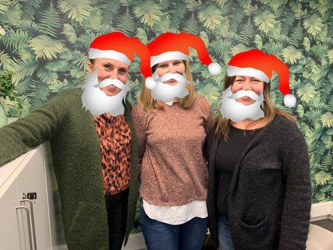 INSTAGRAMNISSER: Disse tre nissene sørger for daglig julenisse-mystikk på ØPs Instagram – hele adventstiden igjennom.