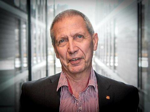 Veidirektør Terje Moe Gustavsen.