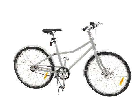 TILBAKEKALLES: Har du kjøpt en slik sykkel på Ikea, så bør du slutte å bruke den.