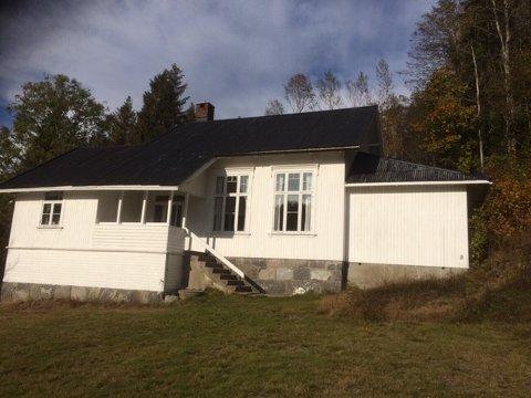 EIES LOKALT: Lokalet eies av alle over 16 år som bor innenfor den gamle skolekretsen på Lysebo.