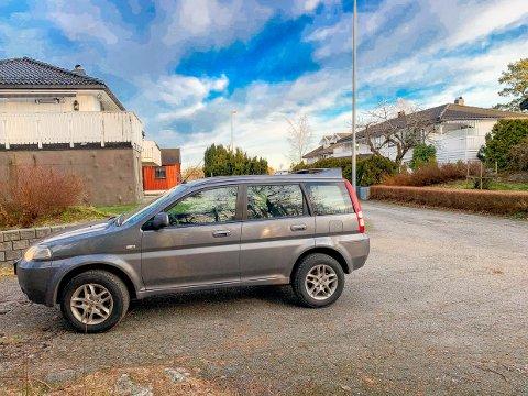 BLIR FORBUDT: Nyttårsaften kunne ØPs journalist trygt sette bilen her på snuplassen på Nordlitoppen uten å få bot. Men i løpet av nyåret kommer trolig parkering forbudt-skiltene opp.