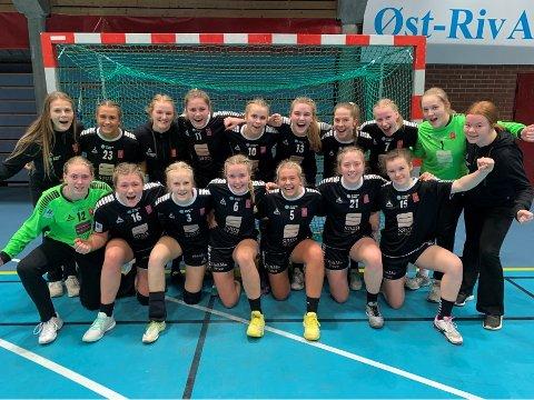 TIL SLUTTSPILL: Larvik HK rekrutt er videre til sluttspillet i Lerøyserien etter fjerdeplass i sin gruppe.