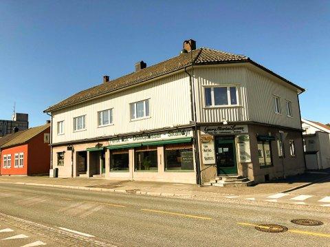 OPPBUD: Georg Marius Larsen AS på Torstrand har levert inn oppbudsbegjæring til Tingretten, og blir slått konkurs tirsdag eller onsdag denne uka.
