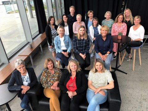 Styringsgruppen og prosjektgruppen fra kommunen hadde oppstartseminar sammen med representanter fra Utdanningsdirektoratet og Lesesenteret UIS forrige uke.