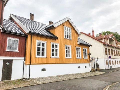 SOLGT: Toldgaarden har over flere år bygget seg opp et rykte som Larviks beste, lille overnattingssted.
