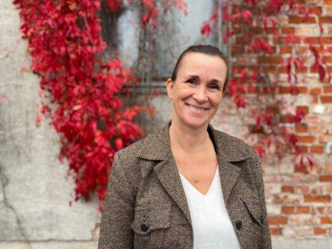 SATSET: Anita Fevang vil bidra til at flere føler seg trygge i offentlige rom, og er i gang med å selge produktet som skal gjøre nettopp det.