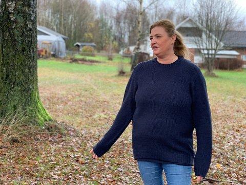 TUNG TID: Heidi Cathrine Olsen har hatt en tung periode siden hun for alvor møtte veggen i fjor høst.