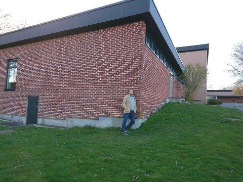 Mellomhagen Ungdomsskole - Kjetil Vold