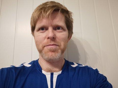 ILDSJEL: Martin Lund roses for sitt engasjement for barna i lokamiljøet sitt.