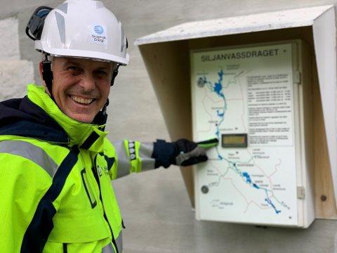 Konsernsjefen i Skagerak Energi, Jens Bjørn Staff fra Larvik, jobber hele tiden for å effektivisere selskapet. Nå har det resultert i lavere nettleie for 2021.