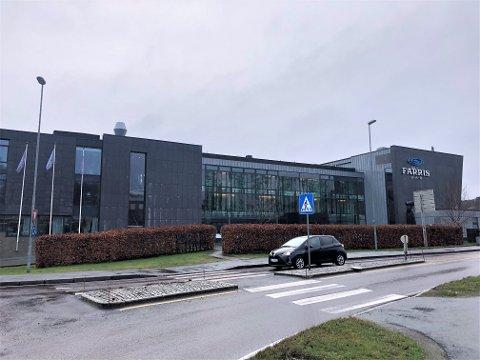 KREVENDE ÅR: Både Farris Bad og de andre hotellene i Larvik har hatt et år med mange svingninger på grunn av koronapandemien. Direktørene for hotellene er imidlertid optimistiske i forhold til 2021.
