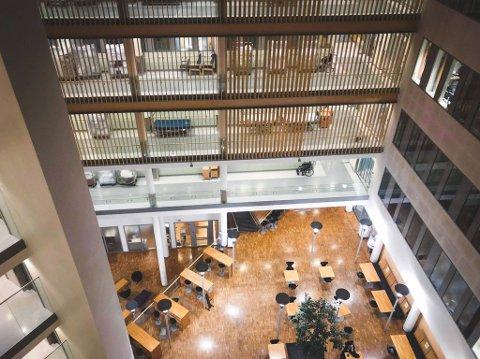 STREIK: Ansatte ved Sykehuset i Vestfold kan bli tatt ut i streik fra 4. februar.