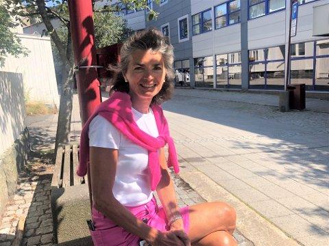 KLAR MELDING: – Terskelen bør være lav, sier kommuneoverlege Anne-Christine Bendixen Markset.