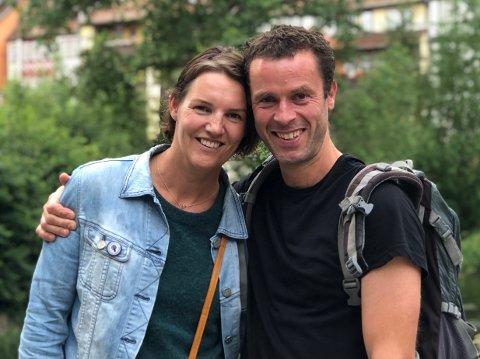 TIPS: Hva skal til for å ha et bra forhold til eksen eller kjærestens eks? – Det handler om å være bra folk. Om å være raus og forståelsesfull, og evne å se saken fra den andres side, sier Elin Dahling. Utsagnet støttes av hennes kjæreste Max Lorenz.