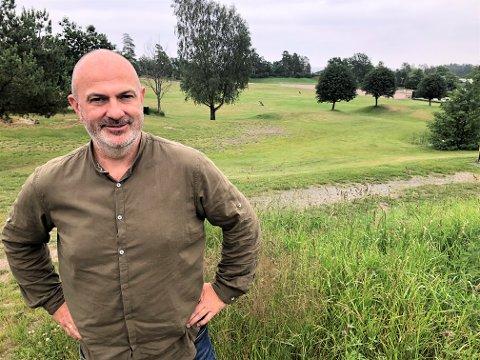 OVERTAR: Roar Gudbrandsen har overtatt etter Roger Albin som leder for Stavernfestivalen.