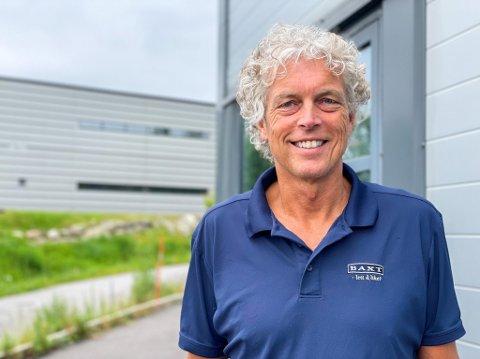 VOKSER: – Det er et selskap vi har fulgt med på fra sidelinja over tid, sier daglig leder Lars Mølbach om oppkjøpet.