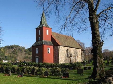 Hedrum kirke får nesten en halv millioner kroner til klimasikring.