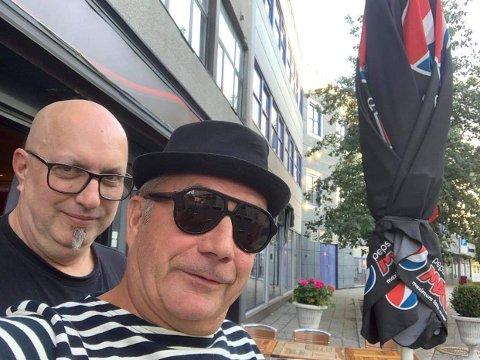 ITALIENSK FOKUS: Marco Ganazza og Jan Walaker inviterer til italiensk soaré i Bølgen 1. september.