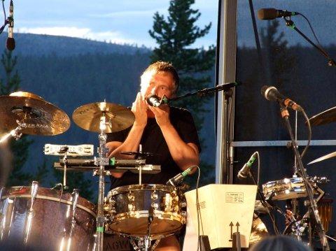 ALLSIDIG: Birger Mistereggen er en av landets mest allsidige perkusjonister.